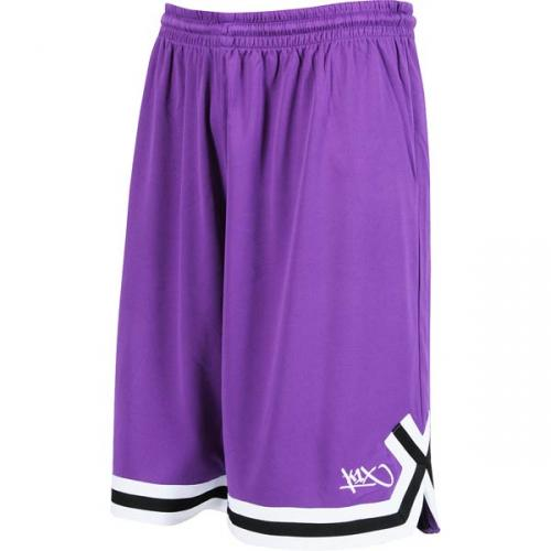 K!X Hardwood Double X Short Purple