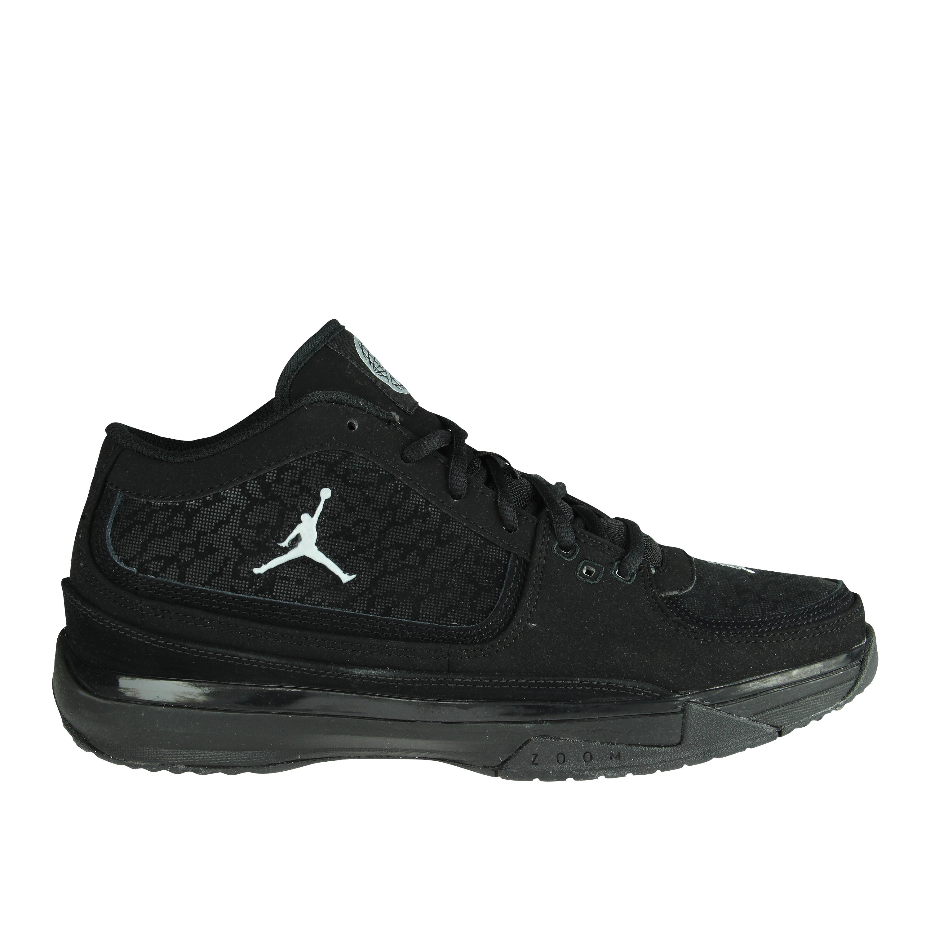 Jordan Team Iso Low Black