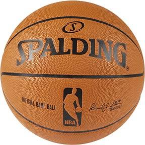 Spalding Official Gameball