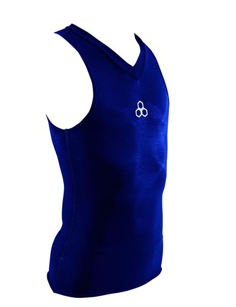 McDavid | sleeveless bodyshirt v-neck