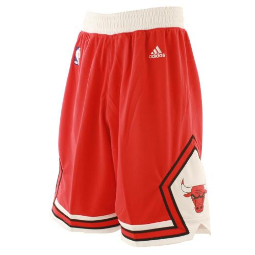 Adidas NBA Game Short Bulls (Road)