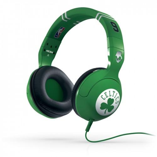 Skullcandy Hesh 2.0 NBA Headphones Celtics