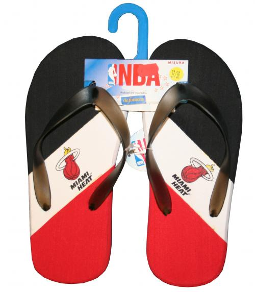 NBA Flip Flops Miami Heat