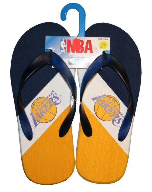 NBA Flip Flops Lakers